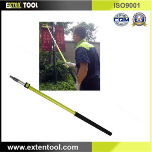 Strong Telescopic Fiberglass Cleaning Tool Pole Handle