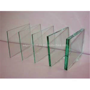 Clear Float Patterned Glass 2mm Thickness with Ce pictures & photos