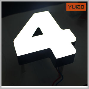 3D LED Business Signs Small Acrylic Letters pictures & photos