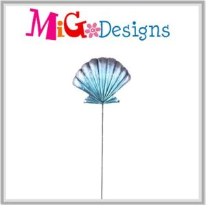 Ocean Collection Absorbing Shell Metal Garden Stake pictures & photos