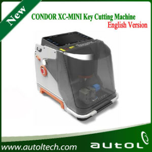 Wholesale Price! ! ! Condor Xc-Mini Key Cutting Machine Update Online pictures & photos