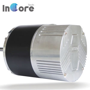 Blower Motor with Advanced Characteristics of Speed Control