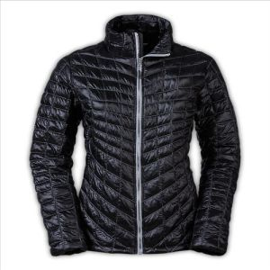 2015 Ladies Pongee Shell Lightwight Insulated Thermoball Down Jacket pictures & photos