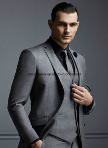China Hot Sale New Design Overall Coat Pant Man Suit China Suit