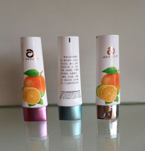 Abl Aluminium Plastic Tube for Flexible Cosmetic Packaging pictures & photos