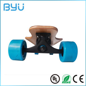 Powerful Dual in-Wheel Motor Remote Control Electric Skateboard