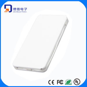 Slim Design 5000mAh Mobile Power Bank with LED (LCPB-LS012)
