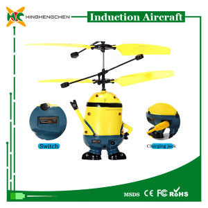 Hot Minions Induction Aircraft RC Airplane Toy pictures & photos