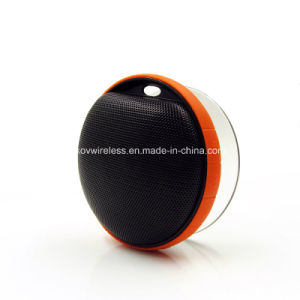 Rounded Mini Speaker TF Card Speaker Waterproof Bluetooth Speaker with Ipx5 (SMB468)