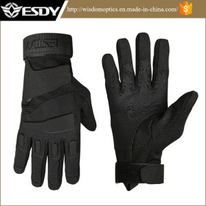 Tactical Full Finger Airsoft Military Hunting Cycling Protective Sports Gloves pictures & photos