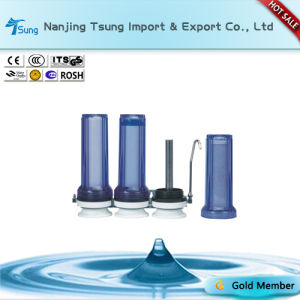 Counter Top 3 Stage Water Filter with UV Ty-UV-6 pictures & photos