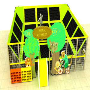 Plastic Toy Indoor Playground Plastic Slide