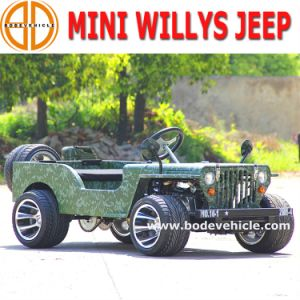 Bode Quanlity Assured New Mini Gas Jeep for Kids pictures & photos