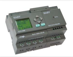 Programmable Relay for Intelligent Control (ELC-12DC-DA-R-HMI) pictures & photos