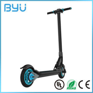 Quality Smart Control LCD Backlit Throttle Electric Scooter for Adults