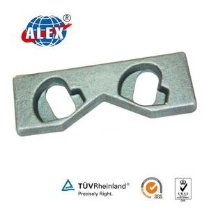 Railway Fastener Track Rail Clamp