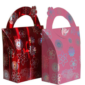 Custom Print High Quality Paper Shopping Gift Bag for Hot-Selling