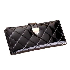 Hot Sell Genuine Leather Wallet Clamshell Deisgner Fashion Purse Bag (XQ0696) pictures & photos