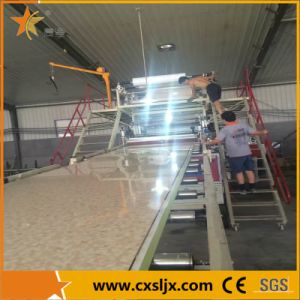 PVC Imitation Marble Sheet Making Machine pictures & photos