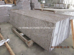 Natural Stone G687 Peach Red Granite Tiles for Floor/Wall/Stairs