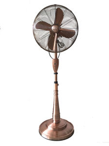 Antique Fan-Fan-Stand Fan-Red Bronze pictures & photos