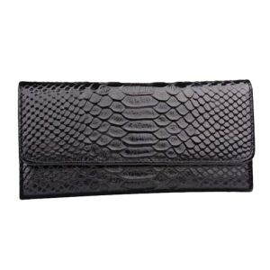 Hot Sell Genuine Leather Wallet Crocodile Deisgner Fashion Purse Bag (XQ0698) pictures & photos
