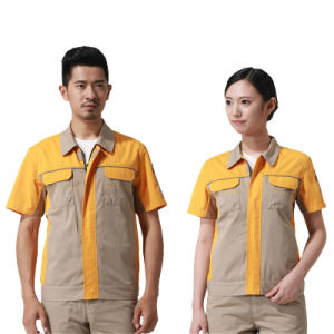 Customized Design Working Wear Clothes for Industrial Worker Safety Uniforms pictures & photos
