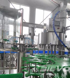 10L Automatic Filling Machine Beverage Machine Washing Filling Capping Machine pictures & photos