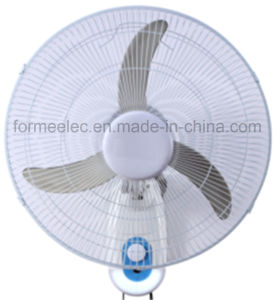 "16"" AC DC Fan 15W Electrical Wall Fan pictures & photos"