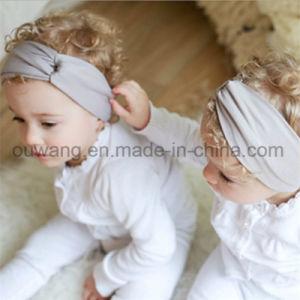 Hot Sale Custom Fancy Baby Stretch Headbands