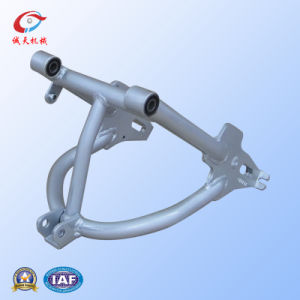 Iron Steel Swingarm Used in Motorbike pictures & photos