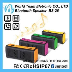 Wholesale Computer Multimedia Bluetooth 4.0 Audio Mini Wireless Portable Waterproof Speaker