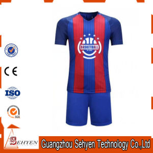 6c628f3cc5f 100% Polyester Sublimation Football Jersey Custom Made Soccer Jersey  Clothing