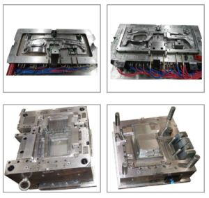 Auto Part Plastic Injection Mould for New Product