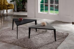 Minimalist Modern Style Tempered Glass Coffee Table pictures & photos