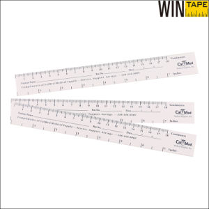 Customized Healthy Care Product Printable Paper Wound Measuring Ruler pictures & photos