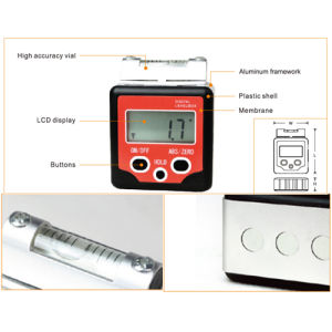Measuring Tool Digital Level Box (P7002LB) pictures & photos