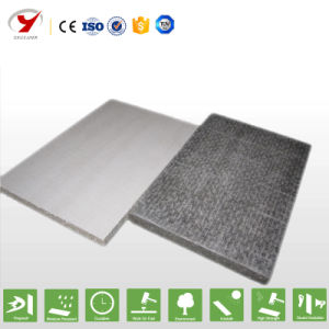 Sound Insulation Heat Insulation MGO Boards Fireproof Material pictures & photos