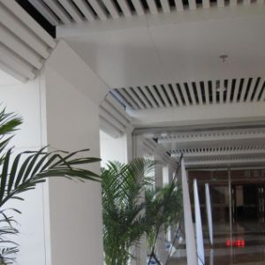 High Quality Aluminum U-Shaped Baffle Linear Ceiling for Interior Design pictures & photos