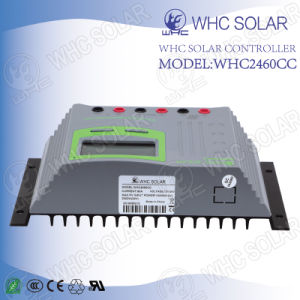 Whc 60A Solar Controller Circuit with LCD Display pictures & photos
