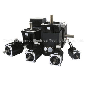 AC Permanent Magnet Synchronous Servo Motor Widely Used pictures & photos