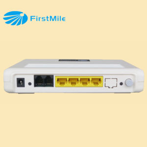 China Triple-Play Point to Point P2p CPE FTTH Terminal FTTH