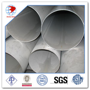 ASTM A554 304 Welded Stainless Steel Pipe Dn65 Sch10s pictures & photos