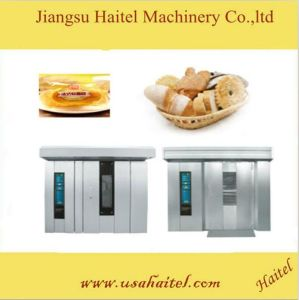 2016 Hot Sale Electric / Burner Rotary Oven for Pastry Production