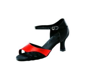 Fashion Women Children Girl/'s Ballroom Latin Tango Dance Shoes Heeled