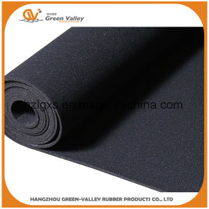 Anti-Shock EPDM Stars Rubber Mats Rubber Rolls Flooring for Gym pictures & photos