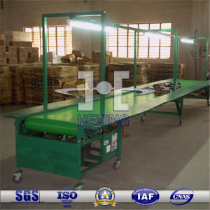 Industrial PVC Conveyor Belt (Food Grade and Low Noise)