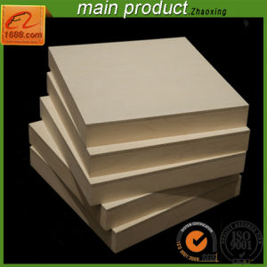 Hot Sale Melamine MDF Board with Plain