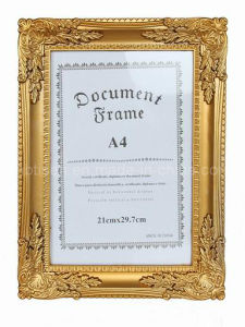 Plastic Picture/Photo Frame (708-11)