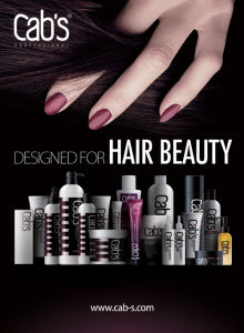 Cab′s Professional Hair Care Products Fresh Nourishing Shampoo (OEM)